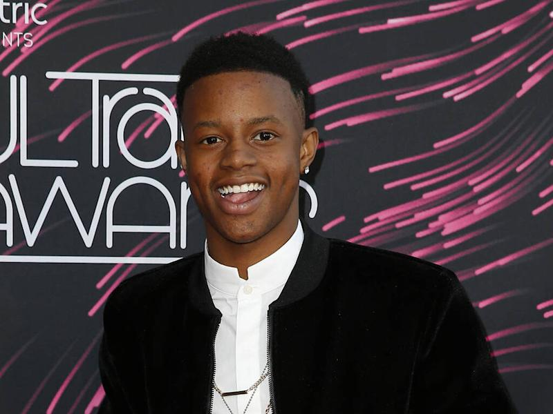 Rapper Silento charged with felony assault following reports of hatchet attack