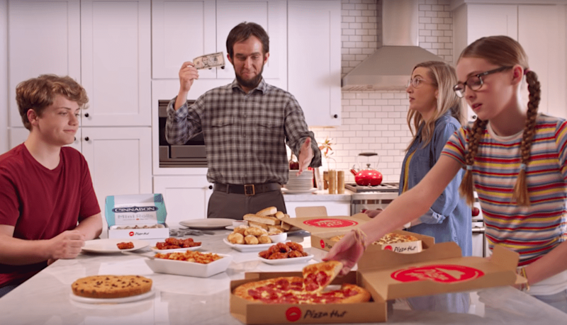 Pizza Delivery Is the Real Competition Over Super Bowl Weekend