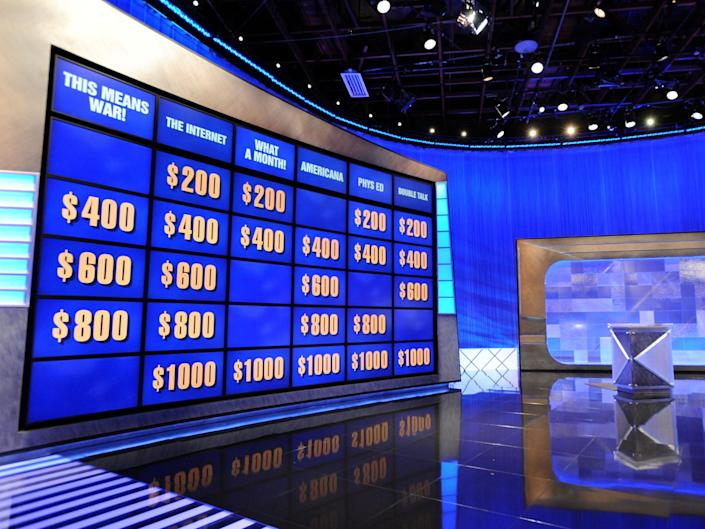 Jeopardy! clue about medical condition angers viewers  (Getty Images)