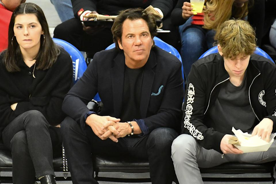Detroit Pistons owner Tom Gores