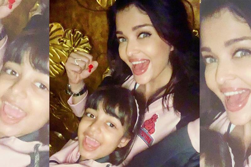 Happy Birthday Aaradhya Bachchan: 5 Pictures that Prove Little Bachchan is Super Goofy with Her Family
