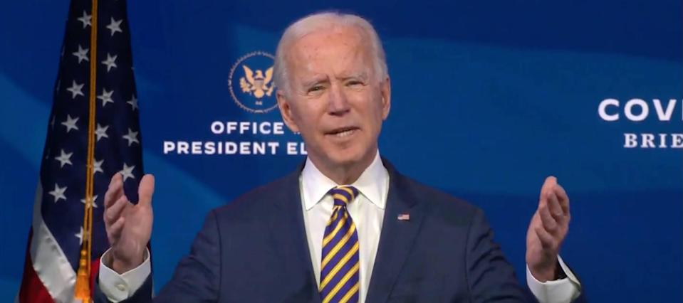 What will Joe Biden do to mortgage rates? Here's what experts say