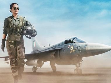 Tejas first look: Kangana Ranaut plays an Indian Air Force pilot in her upcoming film, a military drama