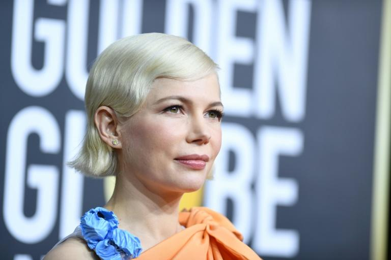 "US actress Michelle Williams gave an impassioned speech on women's rights in accepting her Golden Globe for her role in ""Fosse/Verdon"""