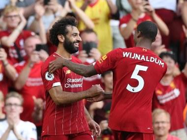 Premier League: Mohamed Salah scores brace as Liverpool beat Arsenal, Manchester United's penalty woes continue in shock defeat