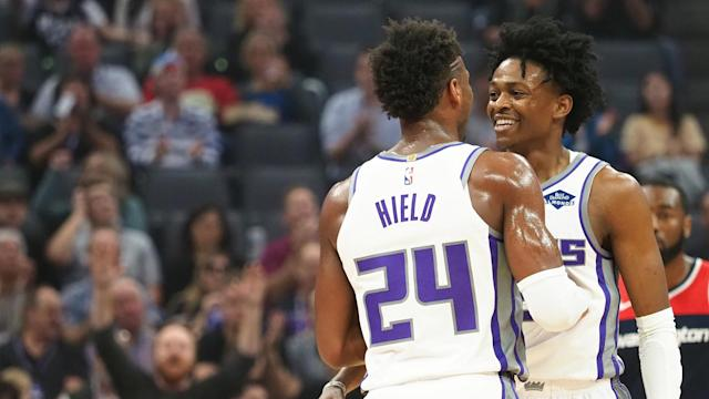 The Kings' breakout season opened the door for potential Most Improved Player Awards for two teammates.