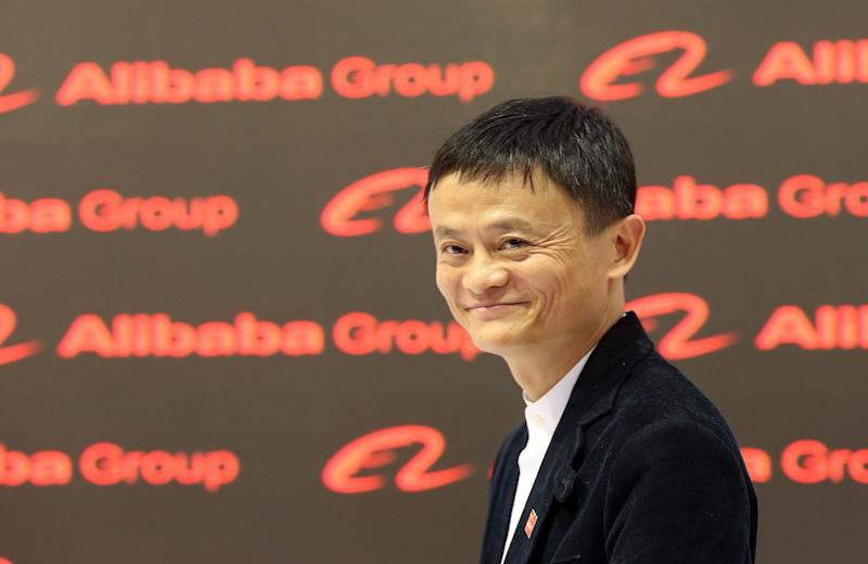 Alibaba´s Ma says 1m USA jobs pledge thwarted by trade row