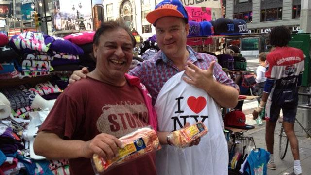 Pa. Man Barters With Bacon for Cross-Country Trip
