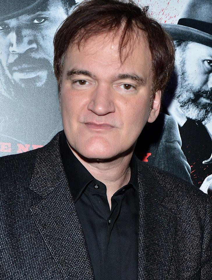 Quentin Tarantino (March 27, Aries)