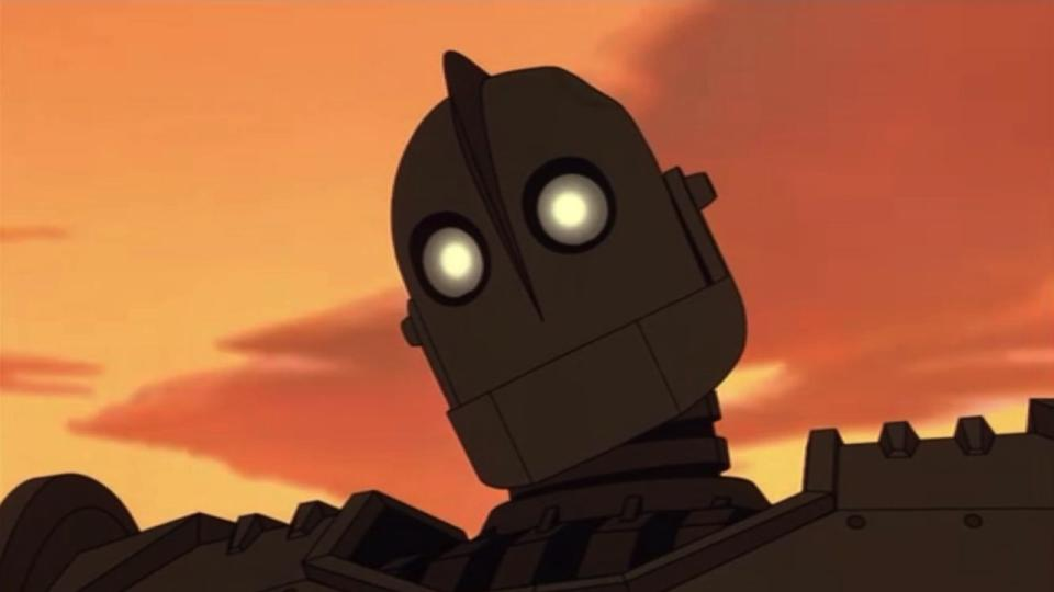 The Iron Giant – one of the best sci-fi movies of all time