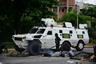 Attack on Venezuela army base repelled, leaving one dead: officials