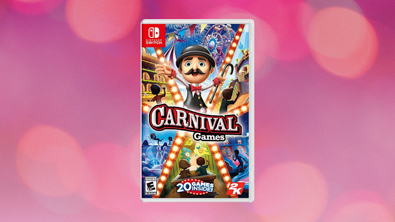 Carnival Games for Nintendo Switch. (Photo: Amazon)