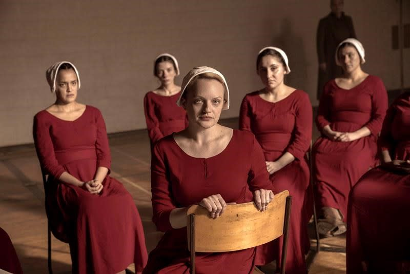 Costumers for 'Riverdale,' 'The Handmaid's Tale' net award nominations