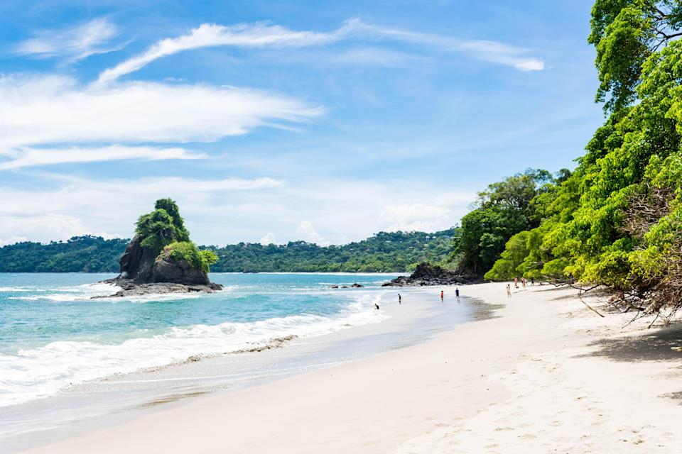 """""""Costa Rica's saying is <em>pura vida</em>, or pure life, and it couldn't be better for Taurus,"""" says White, who loves the idea of sending earthy bulls on a nature-centric getaway with well-run adventure offerings (horseback riding, zip lining). Of utmost importance: locking in a room at a <a href=""""https://www.cntraveler.com/readers-choice-awards/central-america/top-resorts-in-central-america-readers-choice-awards?mbid=synd_yahoo_rss"""" rel=""""nofollow noopener"""" target=""""_blank"""" data-ylk=""""slk:pampering resort"""" class=""""link rapid-noclick-resp"""">pampering resort</a>. """"Taurus can overdo it,"""" says White, referring to the sign's workaholic and sometimes gluttonous inclinations. Hunkering down at a property like the <a href=""""https://www.cntraveler.com/hotels/costa-rica/guanacaste/four-seasons-resort-costa-rica-at-peninsula-papagayo?mbid=synd_yahoo_rss"""" rel=""""nofollow noopener"""" target=""""_blank"""" data-ylk=""""slk:Four Seasons Resort Costa Rica"""" class=""""link rapid-noclick-resp"""">Four Seasons Resort Costa Rica</a>, set on 1,400 acres on the Papagayo Peninsula, will give Taurus just the mental and corporeal break they need to recalibrate."""