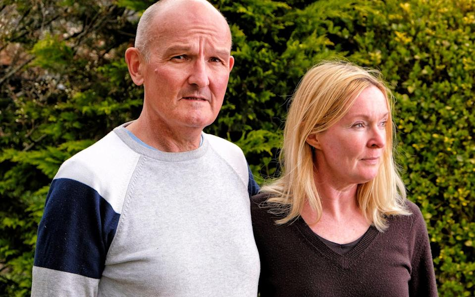The Attwoods have repeatedly tried to contact 001Doctor but have so far had no response - John Robertson/The Telegraph