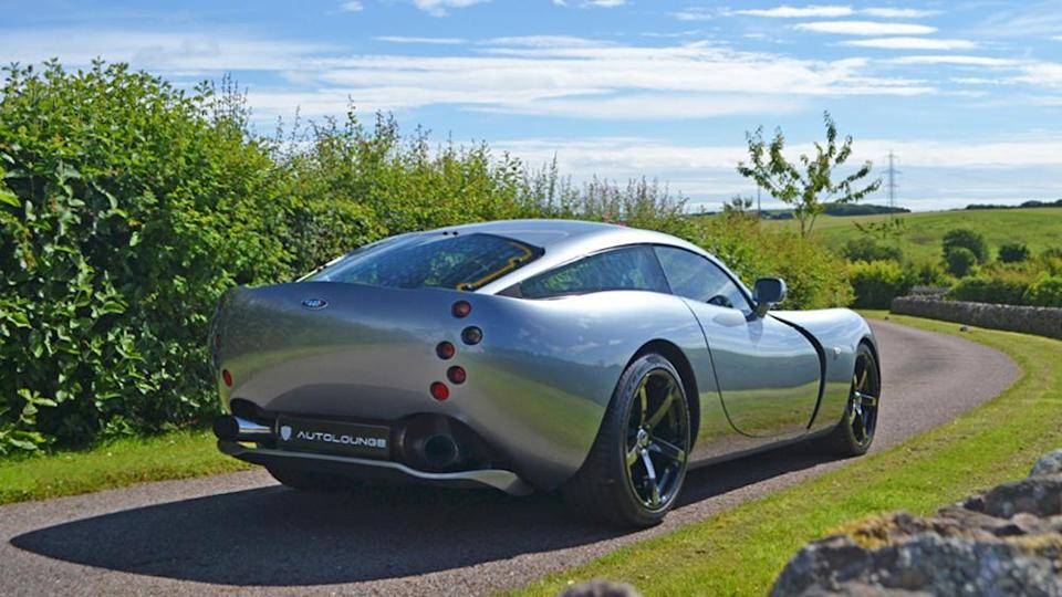 2003 TVR T440R
