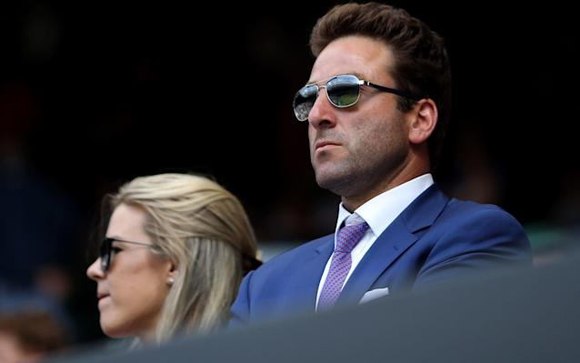 Allegations of assault against Justin Gimelstob are being investigated - PA