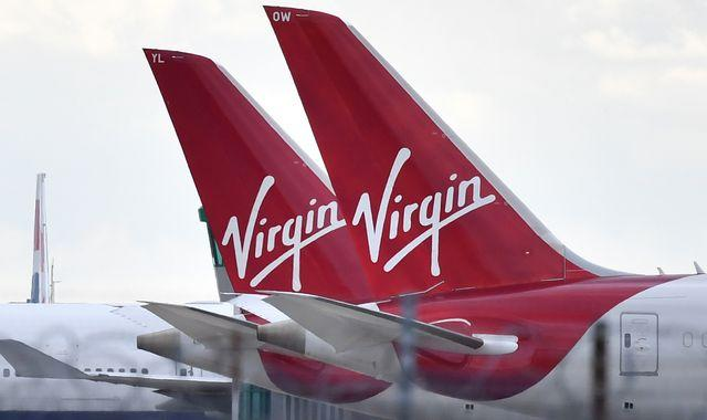 Coronavirus: Virgin Atlantic step closer to £1.2bn rescue deal after getting creditors' backing