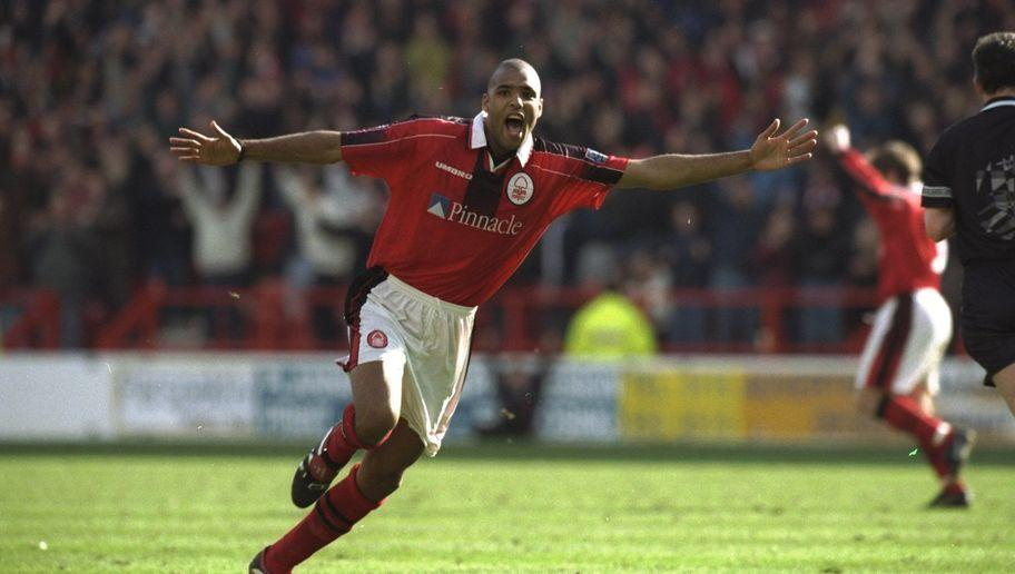 <p>Relegated from the inaugural Premier League season in Brian Clough's final year in charge, Nottingham Forest were back in the top flight just a year later after Frank Clark guided the club to second place in the second tier and automatic promotion.</p> <br /><p>When Forest were relegated again in 1997, they made a second immediate return to the Premier League under the leadership of Dave Bassett, winning Division One with 94 points.</p>