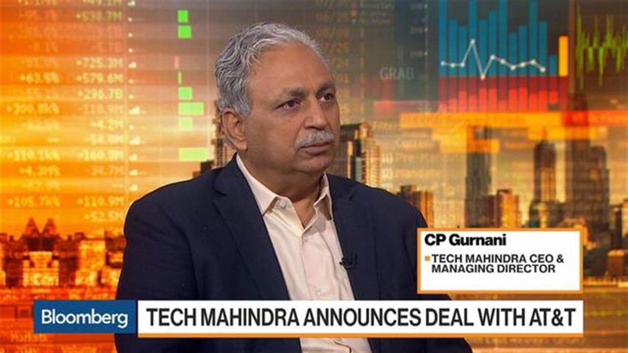 AT&T Is on the Forefront of 5G Technology, Tech Mahindra CEO Says