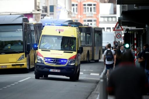 Police said the Liege attacker deliberately targeted police