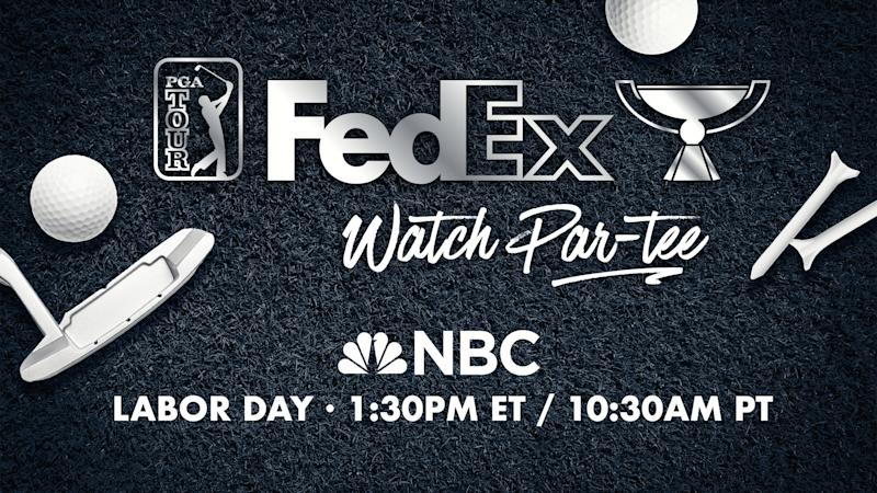 Watch Par-Tee: Enjoy the final round of the Tour Championship with fellow fans