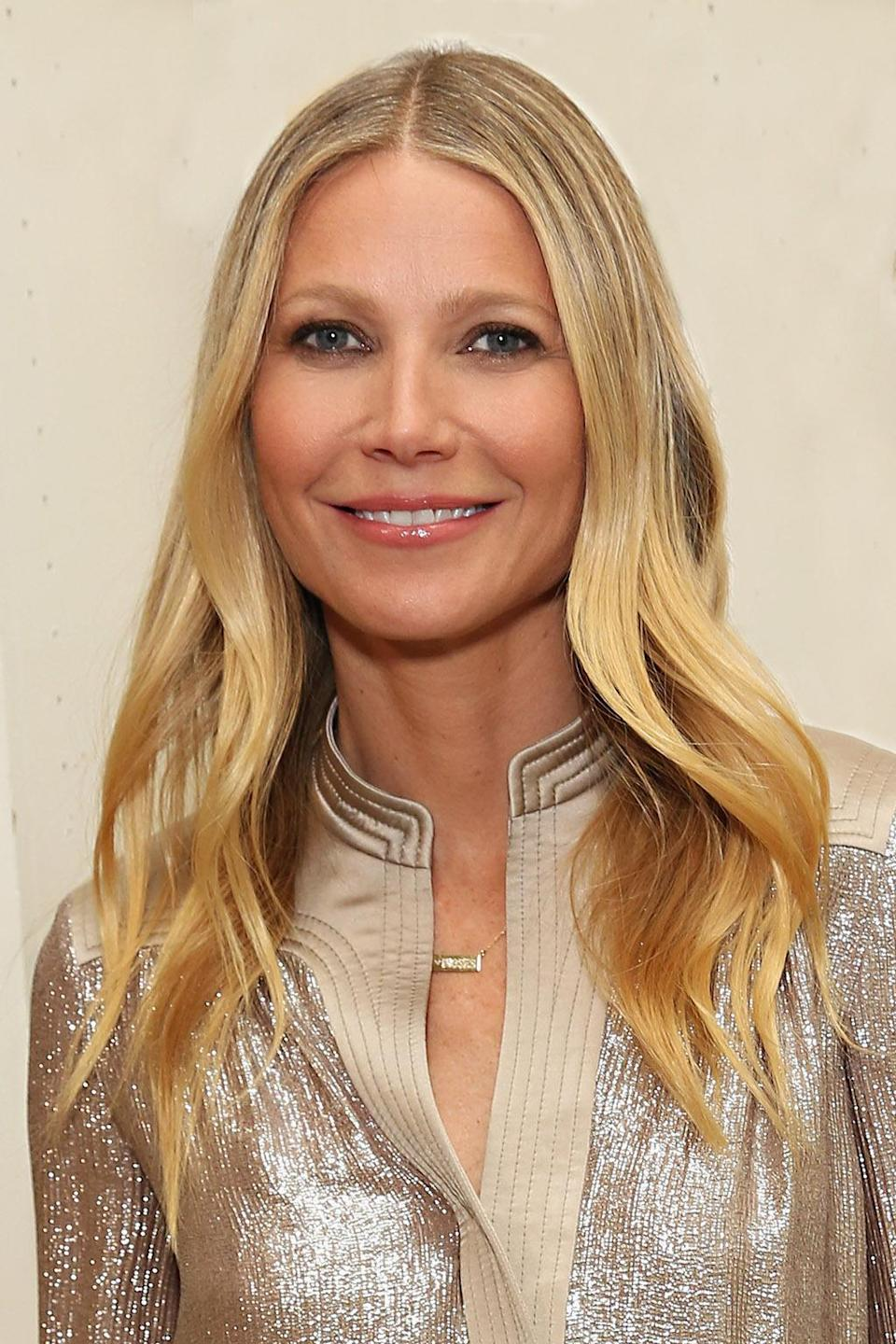 """<p><b>Gwyneth Paltrow</b></p><p>Luckily for us, Paltrow is no stranger when it comes to dishing her beauty routine. Most recently, the actress told <i>The New York Times </i>that she used to be <a href=""""http://www.nytimes.com/2016/04/07/fashion/gwyneth-paltrow-juice-beauty-goop.html?_r=1"""" rel=""""nofollow noopener"""" target=""""_blank"""" data-ylk=""""slk:stung by hundreds of bees"""" class=""""link rapid-noclick-resp"""">stung by hundreds of bees</a> as one of her go-to anti-aging treatments. Could it be nature's botox? It actually sounds more painful!<br></p><p><br></p>"""