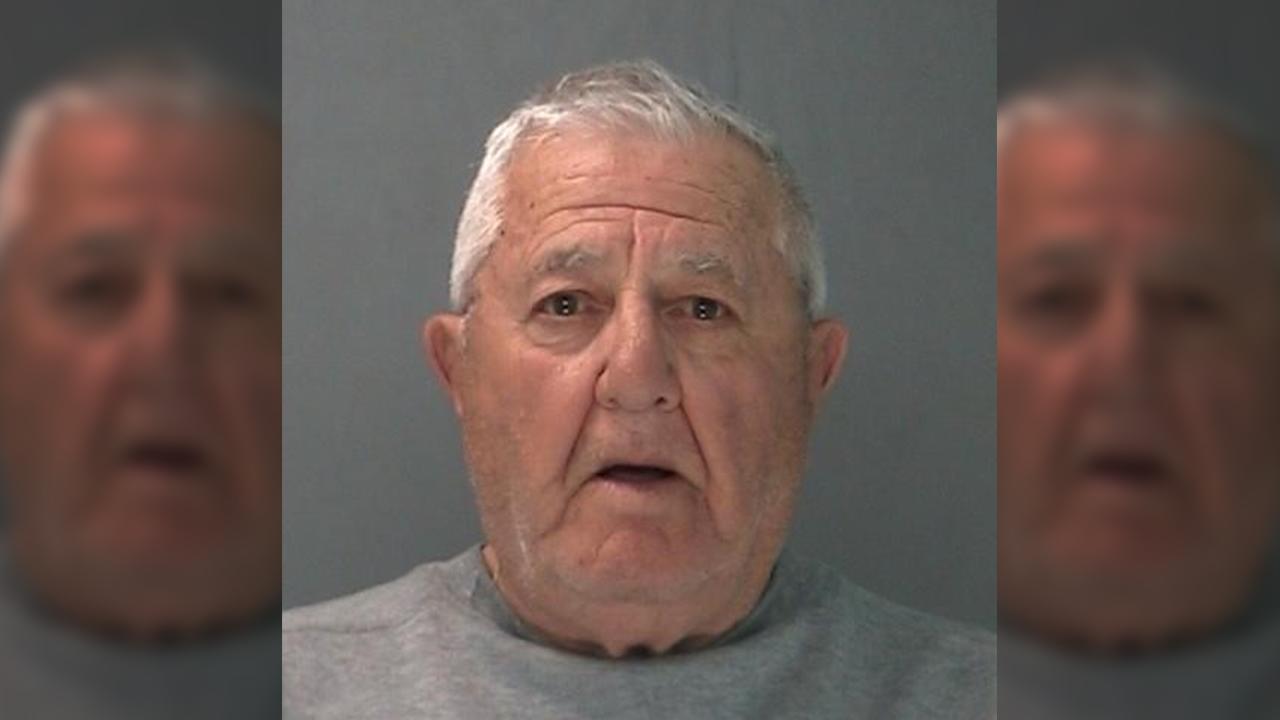 Police say Philip Bonaventura, 78, was working outside Allegheny Avenue Elementary School in Lindenhurst three weeks ago when he met a 15-year-old girl who was walking to pick up a younger sibling.