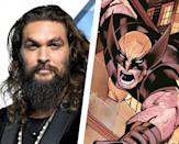 """<p>The latest to throw his name into the ring is someone with a bit of experience in the superhero world: Jason Momoa, who's turn as Aquaman made for D.C.'s most financially successful film to date.</p><p> At Celebrity Fan Fest in San Antonio, <a href=""""https://youtu.be/sUb_MotYFcU?t=1136"""" rel=""""nofollow noopener"""" target=""""_blank"""" data-ylk=""""slk:a fan asked Momoa"""" class=""""link rapid-noclick-resp"""">a fan asked Momoa</a> who he would want to play if given a chance to act in the Marvel universe. Momoa responded without hesitating at all: """"Wolverine,"""" drawing cheers from the crowd. """"Oh, I'd love to play Wolverine.""""</p><p>When the panel moderator noted that the role is probably about to be open (after Logan, and with the MCU's eventual integration of the X-Men), Momoa, with a big smile on his face, continued his train of thought.""""Hugh was phenomenal,"""" he added. """"I grew up just loving Wolverine."""" </p><p>While Momoa is obviously not the short-statured Wolverine of the comics, he would be a great fit, personality-wise. The edge and laid-back aura that he brings to Aquaman, and that he brought to Khal Drogo on <em>Game of Thrones</em> are qualities that would really shine in the MCU. </p><p>Plus, that wit would certainly come in handy when he eventually would appear alongside the likes of Tom Holland's Spider-Man and Chris Pratt's Star-Lord.</p>"""