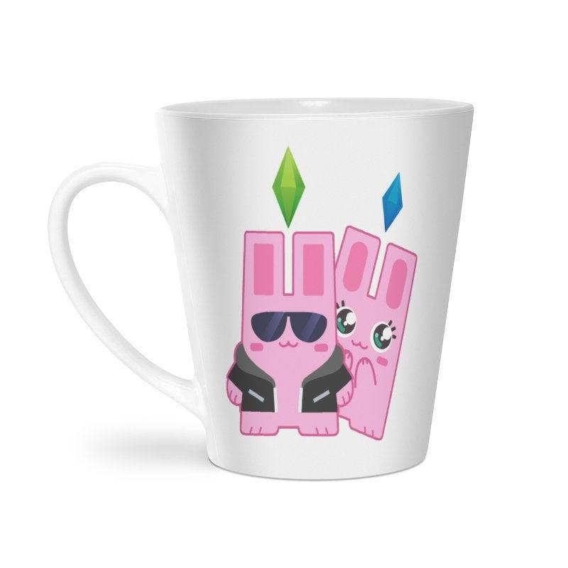 "<h2>Freezer Bunny Latte Mug<br></h2><br>At some point during a five-hour Sims marathon session, you might need a cup of coffee. This mug features the classic Freezer Bunny character that appears throughout the Sims games.<br><br><strong>Electronic Arts</strong> Freezer Bunny Latte Mug, $, available at <a href=""https://go.skimresources.com/?id=30283X879131&url=https%3A%2F%2Fthesims.threadless.com%2Fdesigns%2Ftsm-launch%2Faccessories%2Fmug%2Flatte"" rel=""nofollow noopener"" target=""_blank"" data-ylk=""slk:Threadless"" class=""link rapid-noclick-resp"">Threadless</a>"