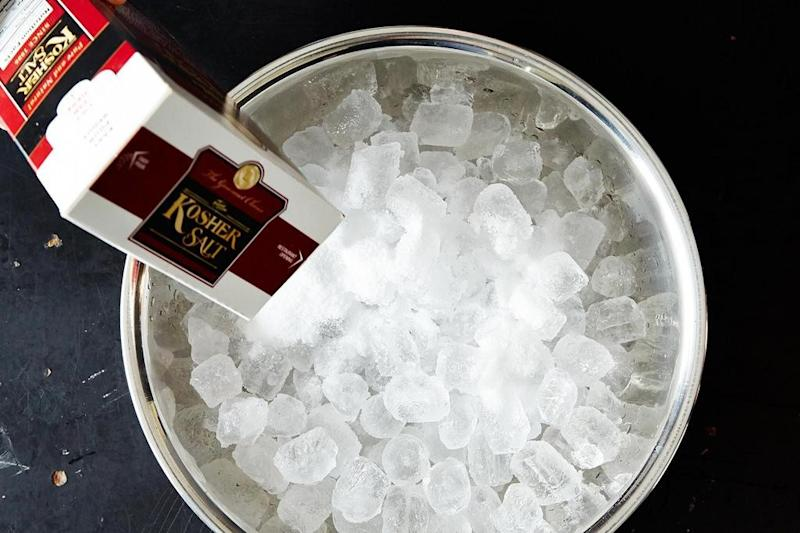 How to Chill Ice Quickly on Food52