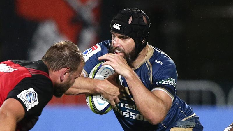 Wallabies star Scott Fardy has been left out of the Brumbies team for Friday's Super Rugby game.