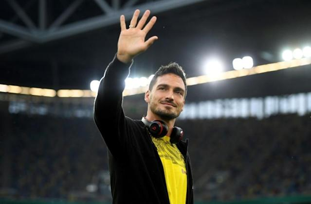 Defender Mats Hummels' switch from Bayern to Dortmund could help both clubs (AFP Photo/Ina FASSBENDER)