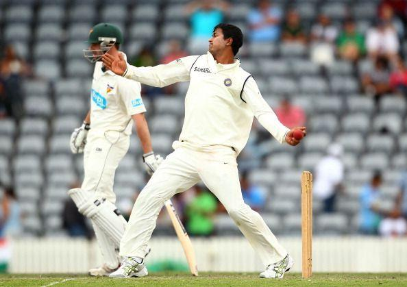 Pragyan Ojha was dropped from the Indian team despite a splendid record