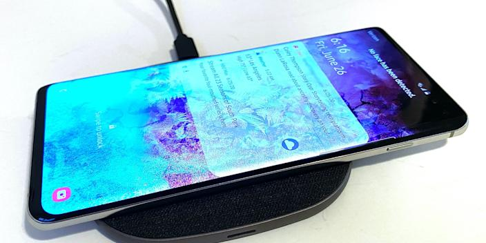 Wireless Charging Android