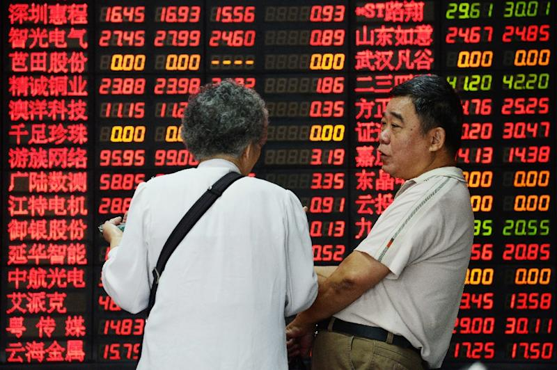 Shanghai climbed 2.39 percent to 3,970.39, advancing for a third straight session after witnessing fierce recent volatility