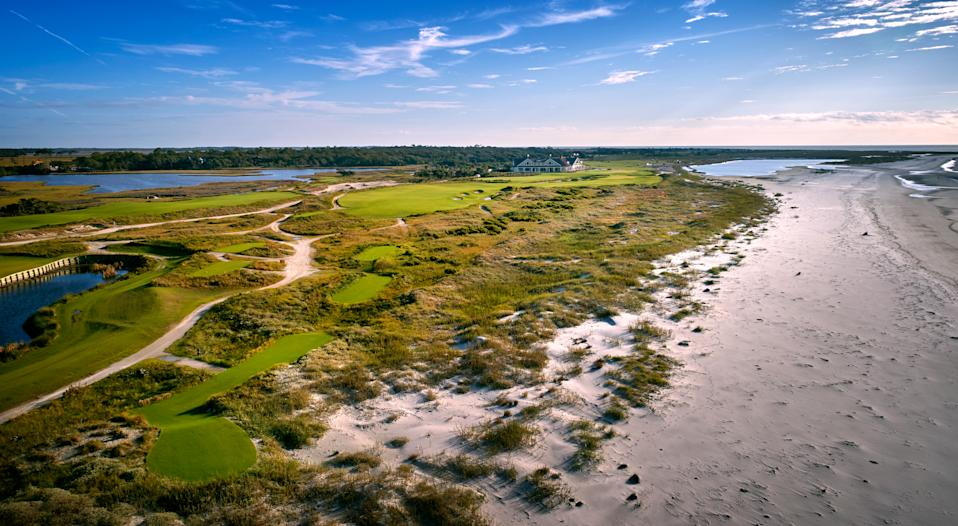 The Ocean Course at Kiawah Island is one of golf's gems. (Gary Kellner/The PGA of America via Getty Images)