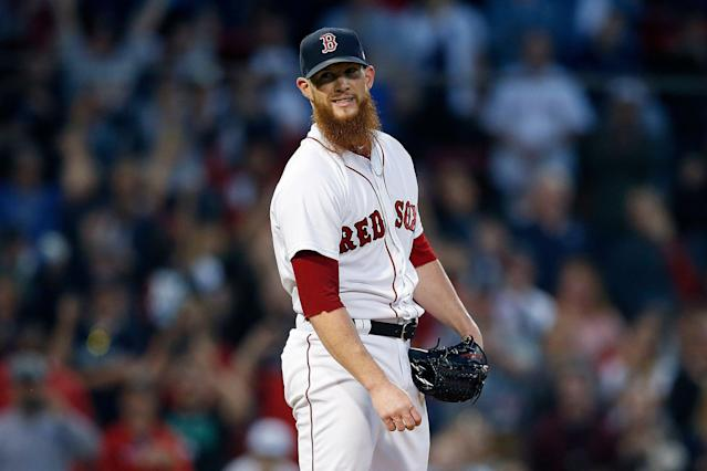 Relief pitcher Craig Kimbrel is still on the market. (AP Photo)