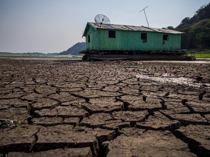 The UN talks have been billed as the last chance to avert the worst consequences of global warming: deadly drought, floods and storms, and rising seas that will engulf islands and densely populated coastlines (AFP Photo/Raphael Alves)