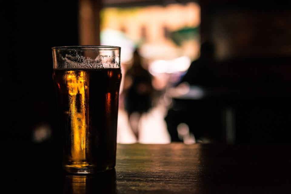 A pint now costs about (Anders Nord/Unsplash)