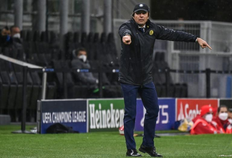 Inter Milan coach Antonio Conte has won 32 of 50 Serie A since taking over in 2019.