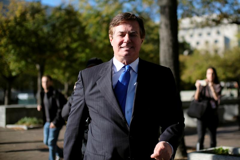 Paul Manafort Seeks Expanded Release, Offers Properties, Insurance as Collateral