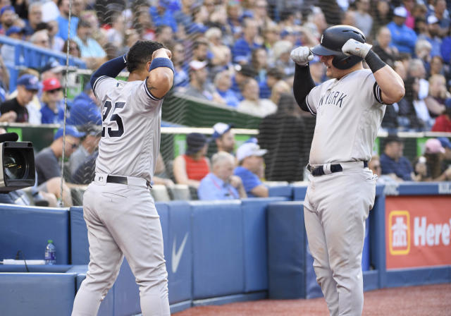 No surprise here: Our panel wants to see the Yankees back in the World Series. (Nick Turchiaro-USA TODAY Sports)