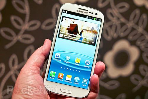 Hands-on: Samsung Galaxy S III review