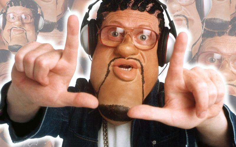 Leigh Francis in blackface as Craig David - Channel 4
