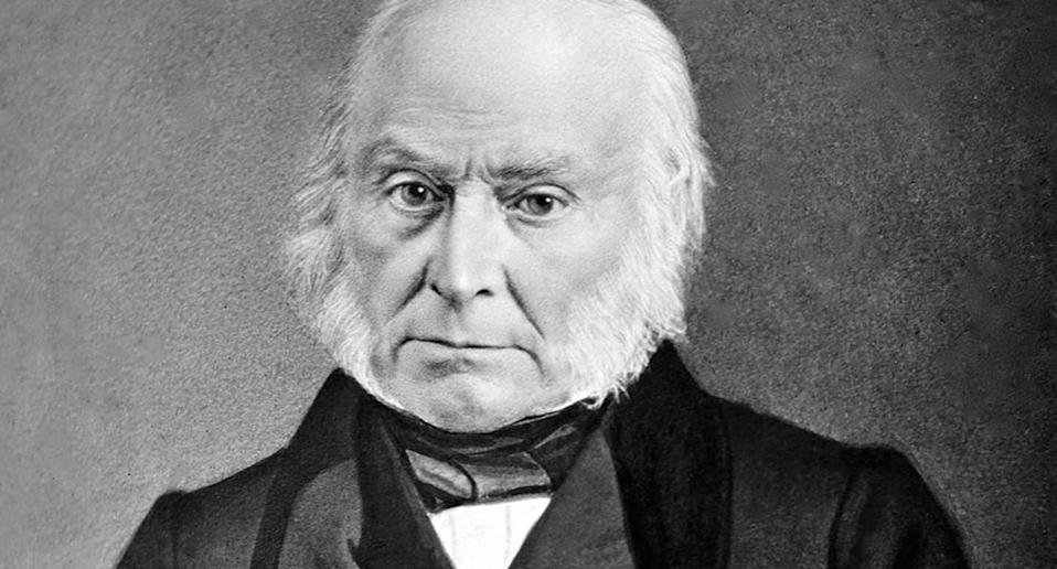 John Quincy Adams. (National Archives and Records Administration)