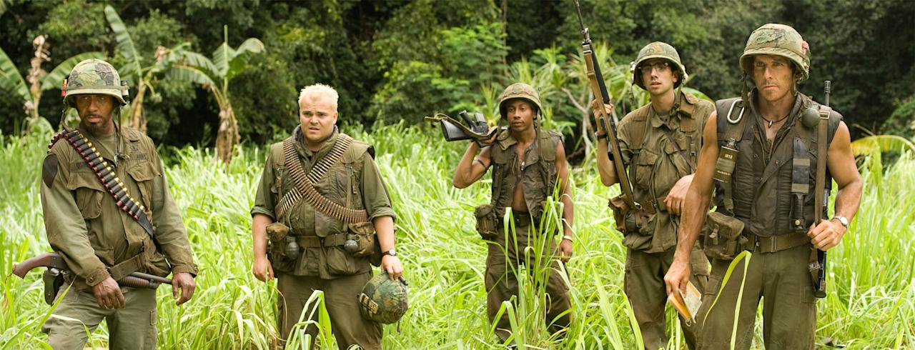 "2 NOMINATIONS -- <a href=""http://movies.yahoo.com/movie/1809912814/info"">Tropic Thunder</a>  Best Comedy Movie  Best Supporting Actor - Robert Downey Jr."