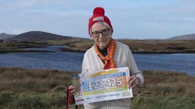 North Uist won the lottery - here's what they did...