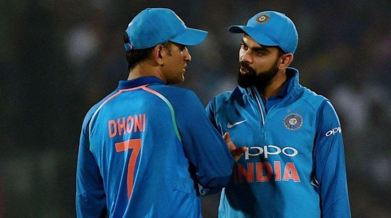 MS Dhoni has been far from poor under Virat Kohli