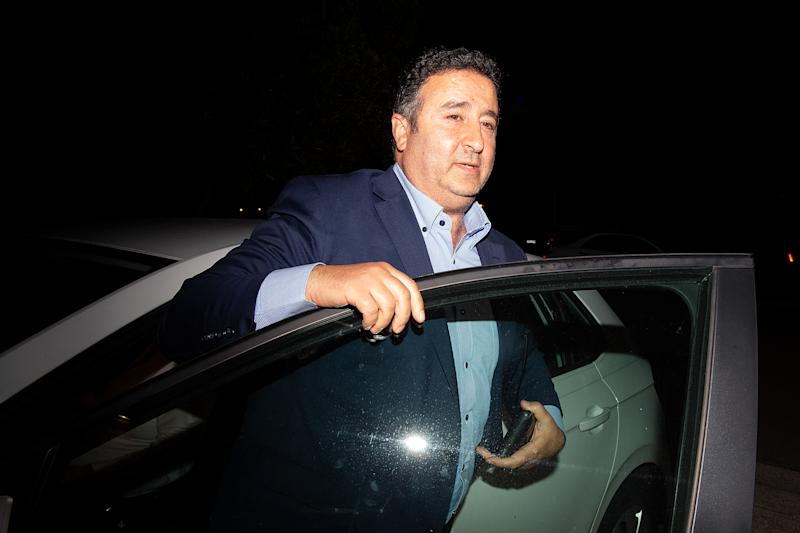 NSW Labor MP Shaoquett Moselmane arriving at his Rockdale home in Sydney, Friday, June 26, 2020. The Rockdale home NSW Labor MP Shaoquett Moselmane has been raided by federal police as part of an investigation into allegations of foreign interference. (AAP Image/Bianca De Marchi) NO ARCHIVING